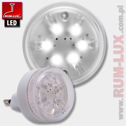 mini lampka iskierka [biała]